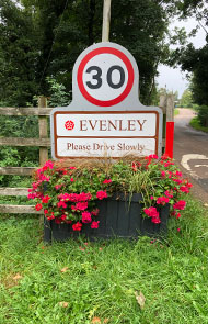 Evenley Village